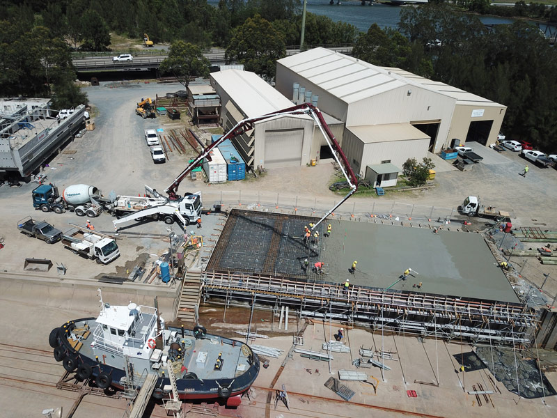 Birdon extends Port Macquarie facility - Birdon